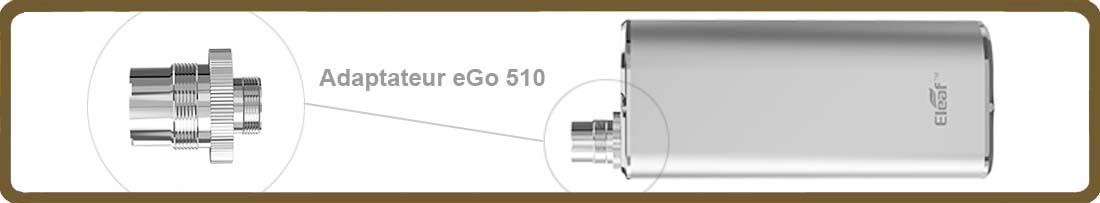 adaptateur ego 510