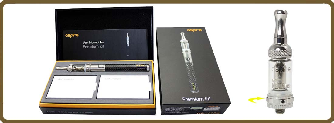 coffret aspire premium